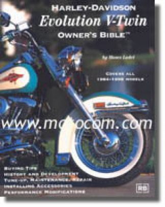 Harley-Davidson Evolution V-Twin Owners Bible