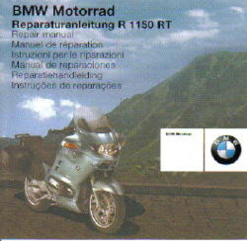 bmw motorcycle factory service manual