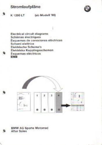Bmw K1200lt Electrical Circuit Diagrams