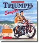 Triumph Singles Late Prewar Terrier Cub Trophy Blazer and Scooters