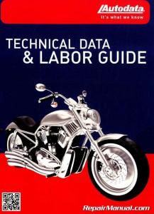 13CDA-140US Autodata Labor Times
