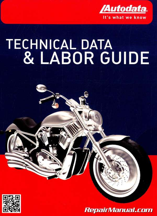 atv and motorcycle labor times guide 1989 2016 autodata cyclepedia pro. Black Bedroom Furniture Sets. Home Design Ideas
