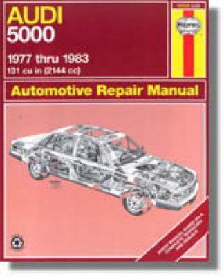 Haynes Audi 5000 1977-1983 Auto Repair Manual