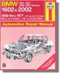 Haynes BMW 1500 1600 2002 1959-1977 Auto Repair Manual