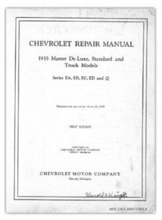 chevrolet repair manual online