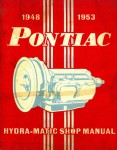 1948-1953 Pontiac Hydra-Matic Auto Transmission Service Manual