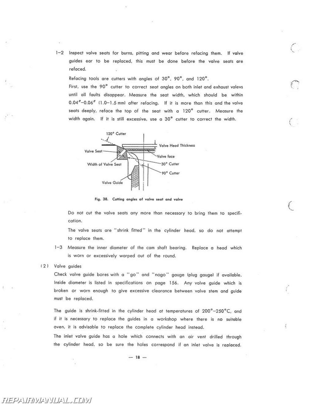 1959 1966 honda c92 cs92 cb92 c95 ca95 125 150cc motorcycle 1959 1966 honda c92 cs92 cb92 c95 ca95 125 150cc service manual page 2