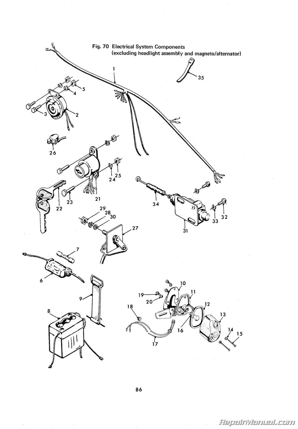 Ace 100 Wiring Diagram. ace 100. did you know we have wiring diagrams  strictly hodaka. hodaka 90 100 ace motorcycle motocross parts manuals for  sale. 1964 1967 hodaka ace 90 service manual.2002-acura-tl-radio.info