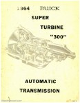 1964 Buick Super Turbine 300 Automatic Transmission Service Manual_Page_1
