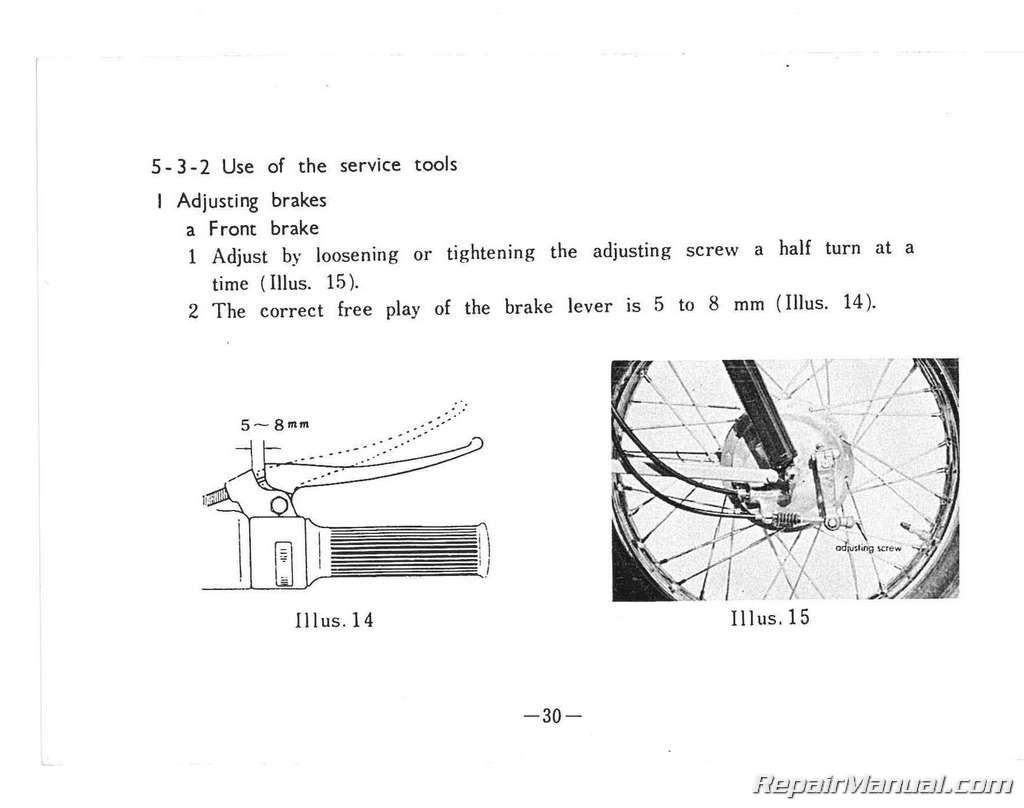 Wiring Diagram Honda Trx 300