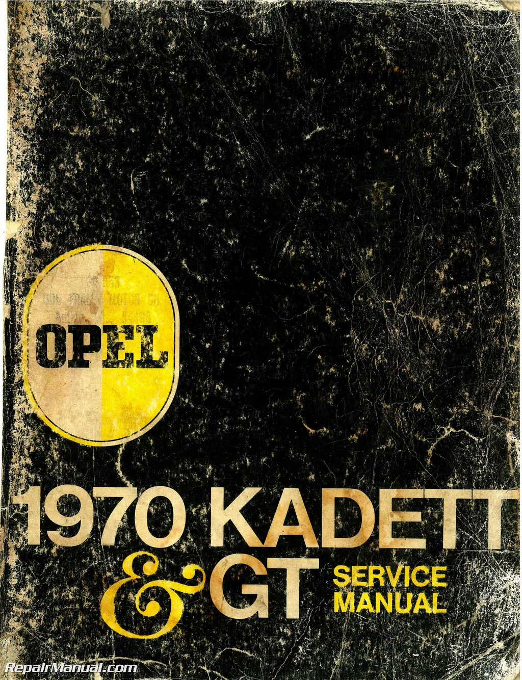 1970 opel kadett & gt service manual 1970 chevrolet wiring diagram 1970 opel gt wiring diagram #22