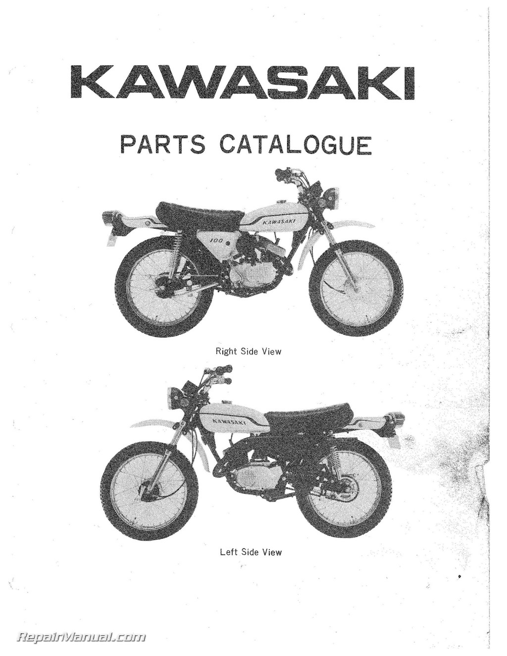 Kawasaki Hdx 100 Wiring Diagram Electrical Diagrams 360 Prairie Manual