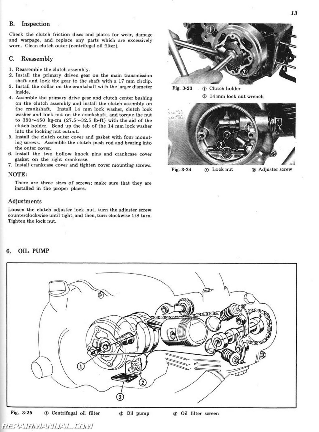 1971 1976 Honda Sl70 Xl70 Motorcycle Service Manual Razor Mx 650 Wiring Diagram