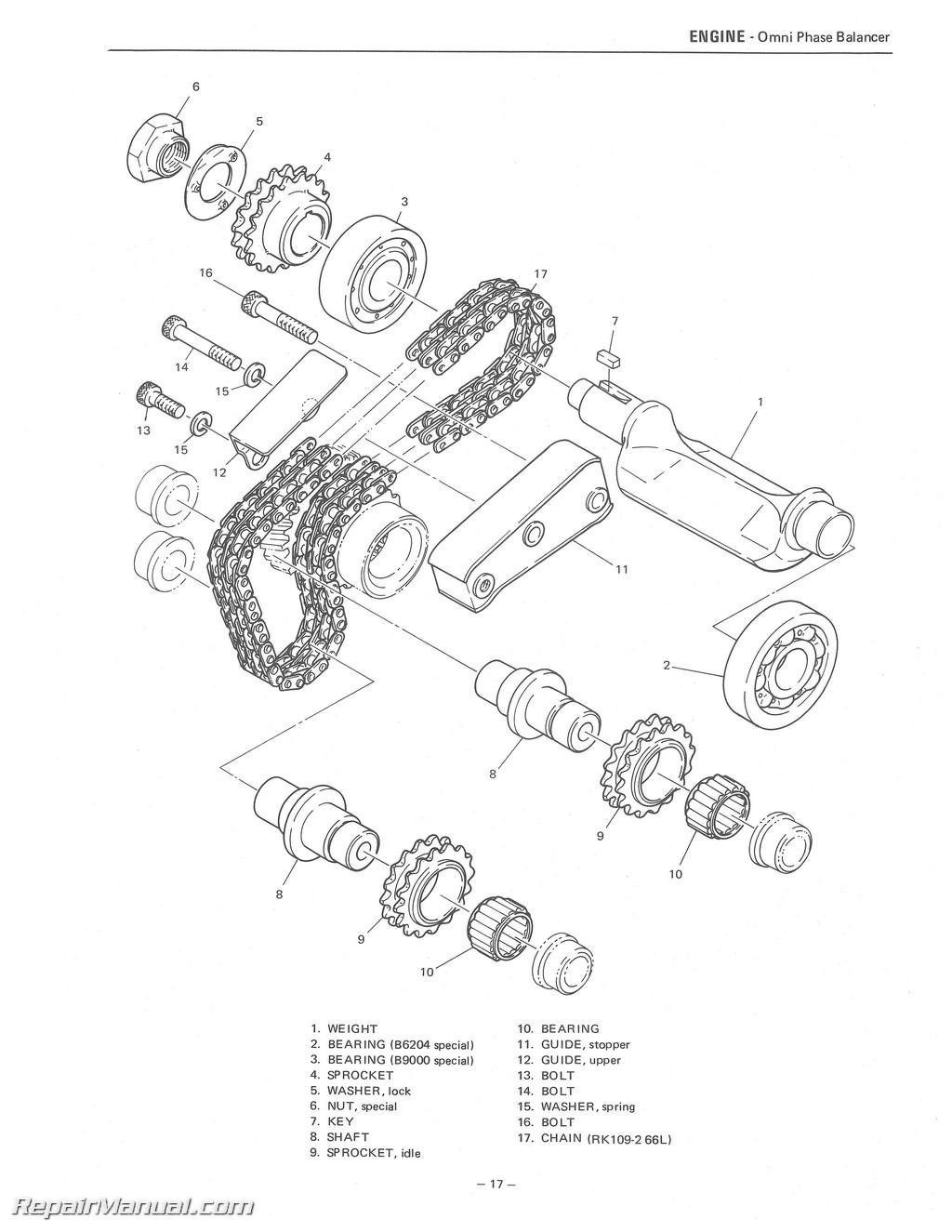 1973 yamaha ltmx  atmx  mx250  mx360 sc500 motorcycle manual