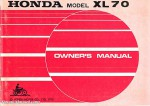 1974 1975 1976 Honda XL70 Owners Manual_Page_1