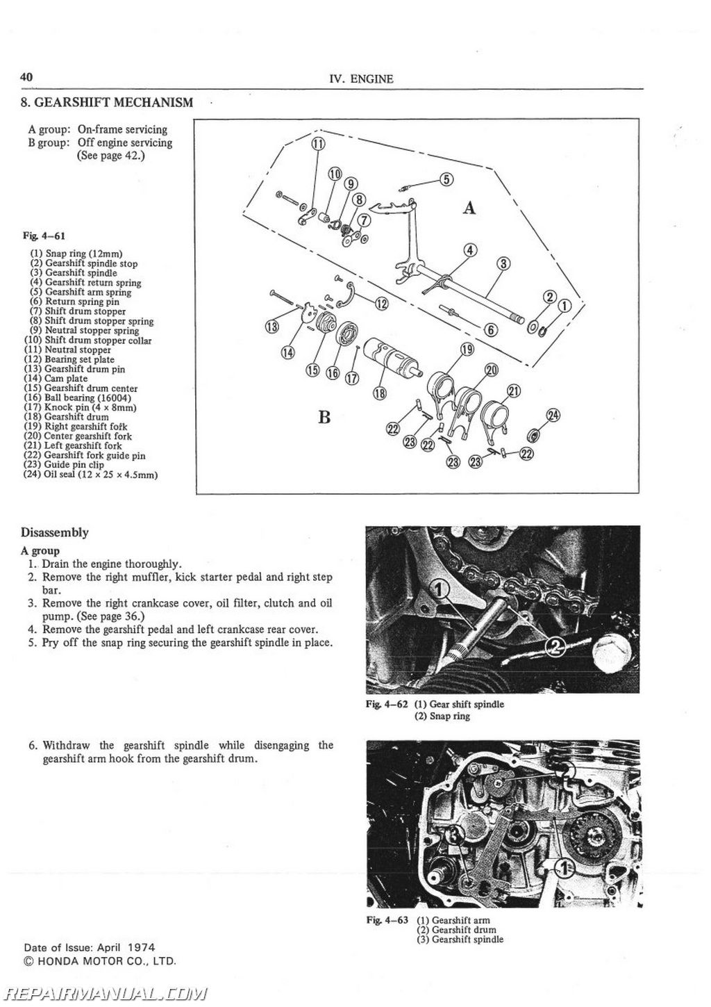 Cb500t Wiring Diagram | Wiring Library