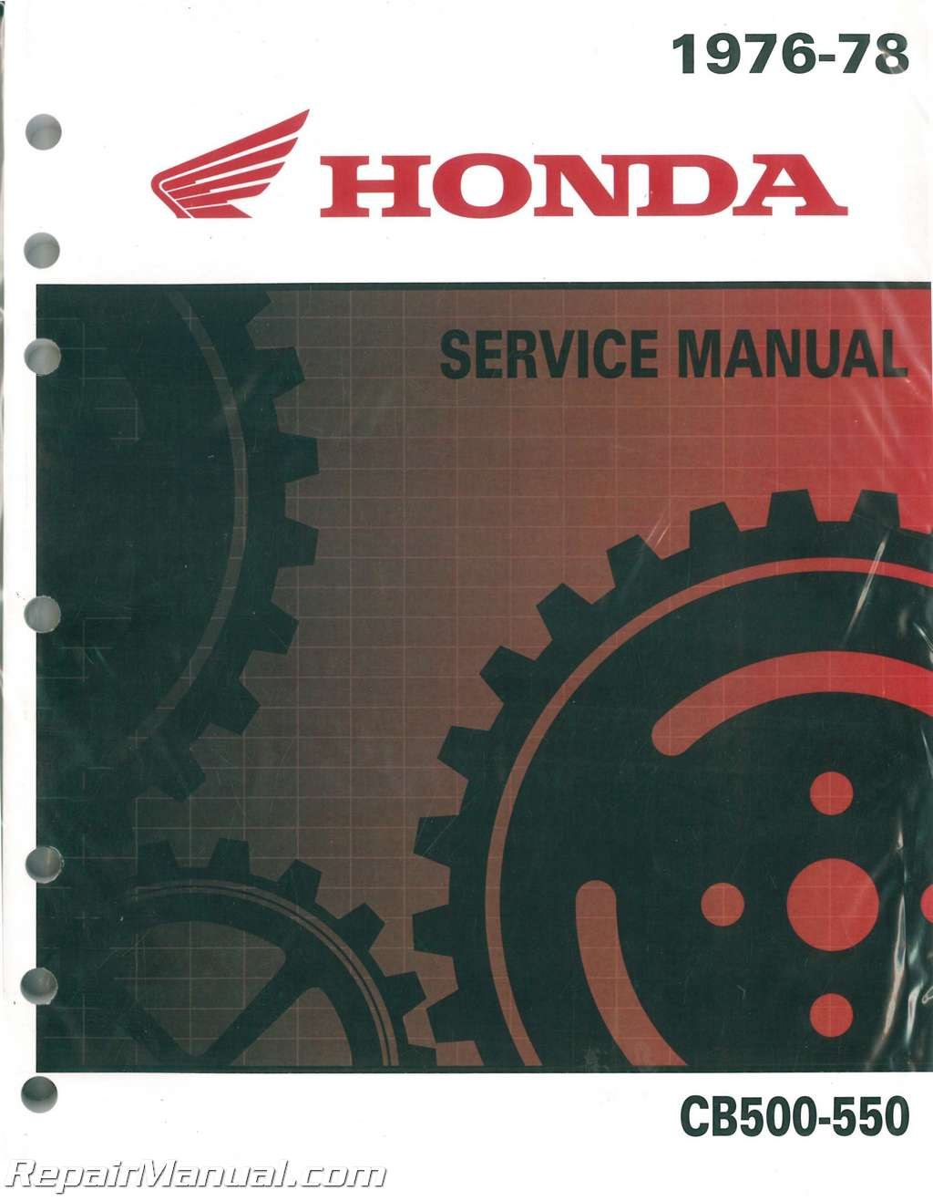 1976 1978 honda cb500 cb550 motorcycle service manual rh repairmanual com honda cb550 service manual download CB550 Cafe