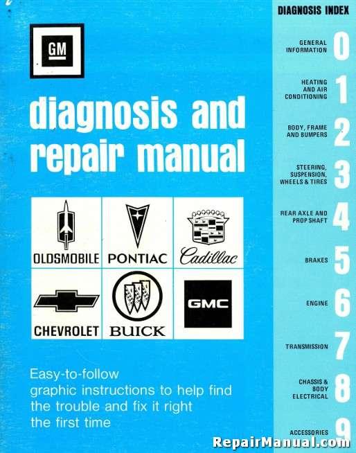 gm automobile manuals