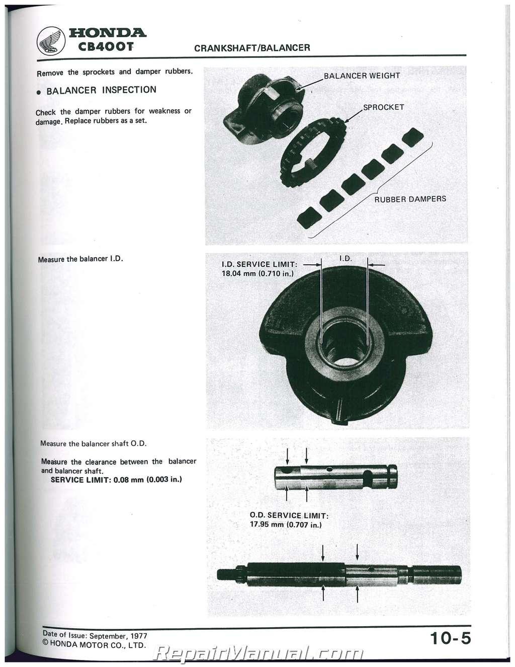 1978 1981 honda cb400 cm400 motorcycle service repair manual rh repairmanual com honda cb400 owners manual honda cb400 repair manual