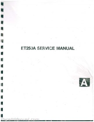 1978-1981 yamaha enticer et250 snowmobile service manual  - repair manuals online
