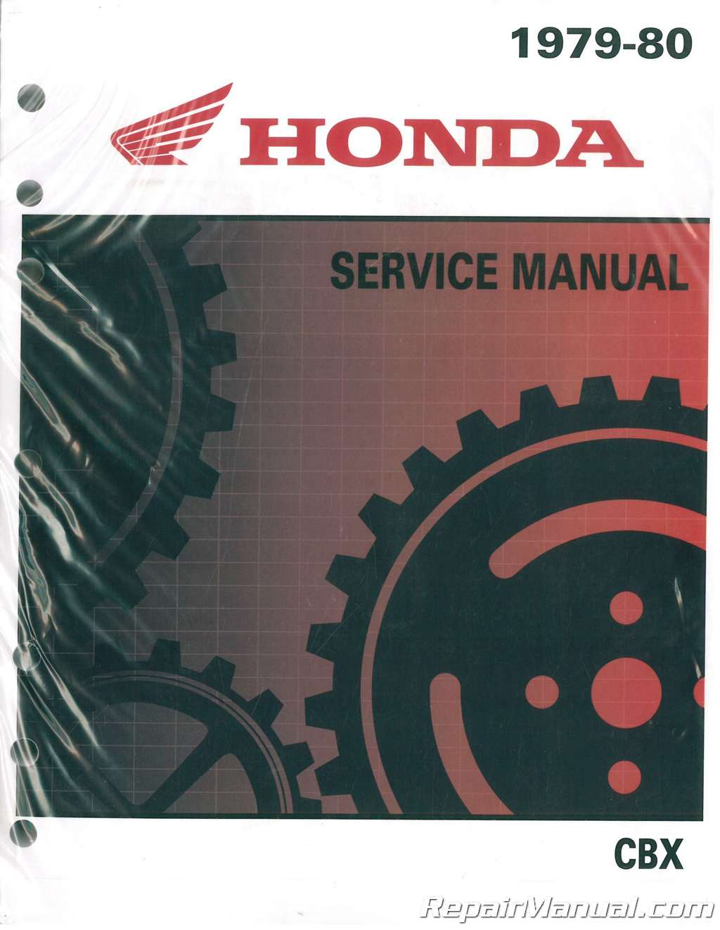 1979 1980 honda cbx1000 motorcycle service manual rh repairmanual com 2005 Honda TRX300EX 2002 Honda TRX300EX