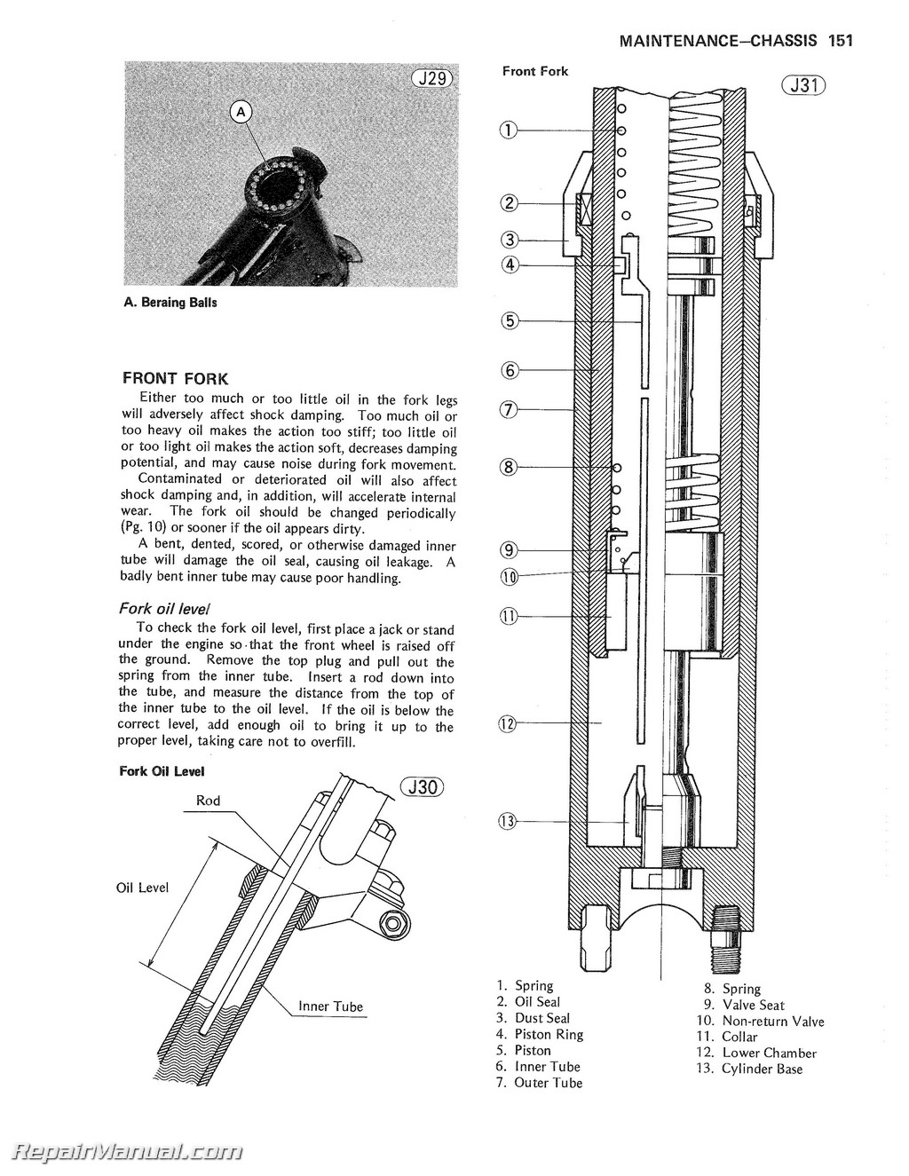 kawasaki klf300 wiring diagram kawasaki z250 wiring diagram 1979-1982 z250 1981-1983 kz305 1983 ex305 1983 er250 ...