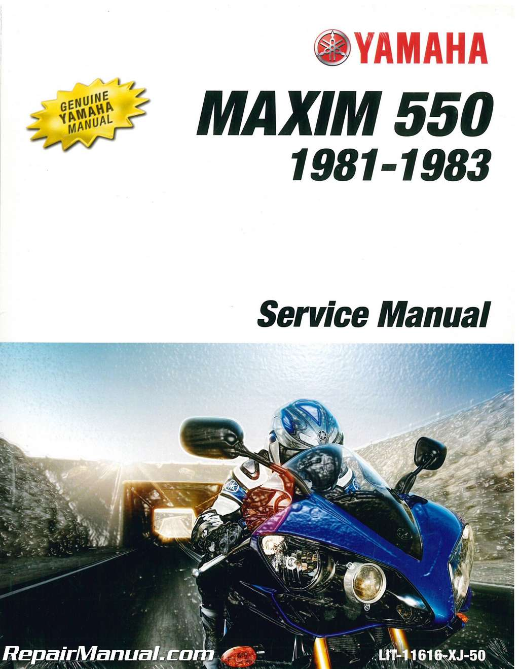 1981 1983 yamaha xj550 seca and maxim motorcycle service manual rh repairmanual com yamaha xj550 workshop manual yamaha xj550 workshop manual