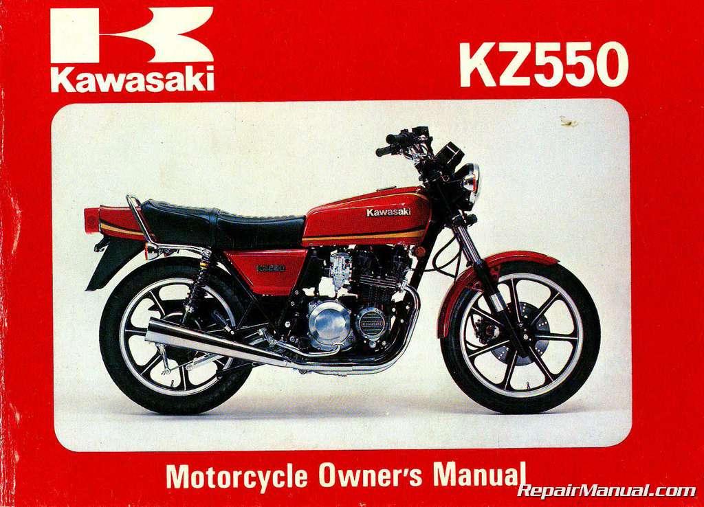Kawasaki Kz Owners Manual