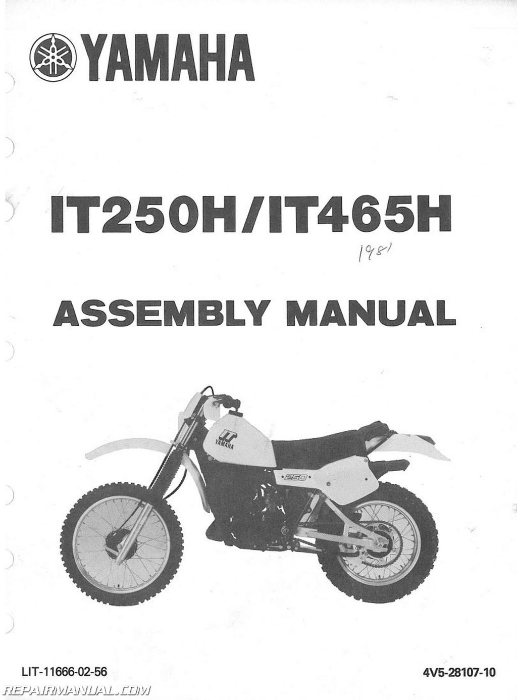 genuine yamaha service manual fj 11001200 l b fj1200bbc motorcycle repair manual lit 11616 fj 00 fj1200b fj1200bc supplementary service manual