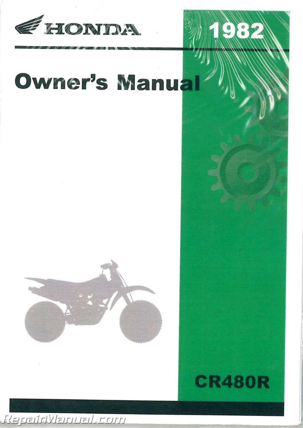 Honda Owners Manual >> Free 1982 Honda Owners Manual Xrm 125 Fi Specs