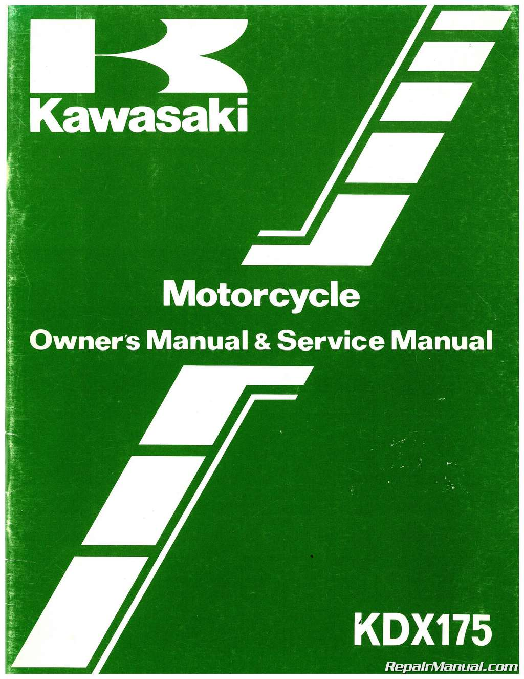 Kawasaki Kdx 175 Wiring Diagram - Wiring Diagrams on