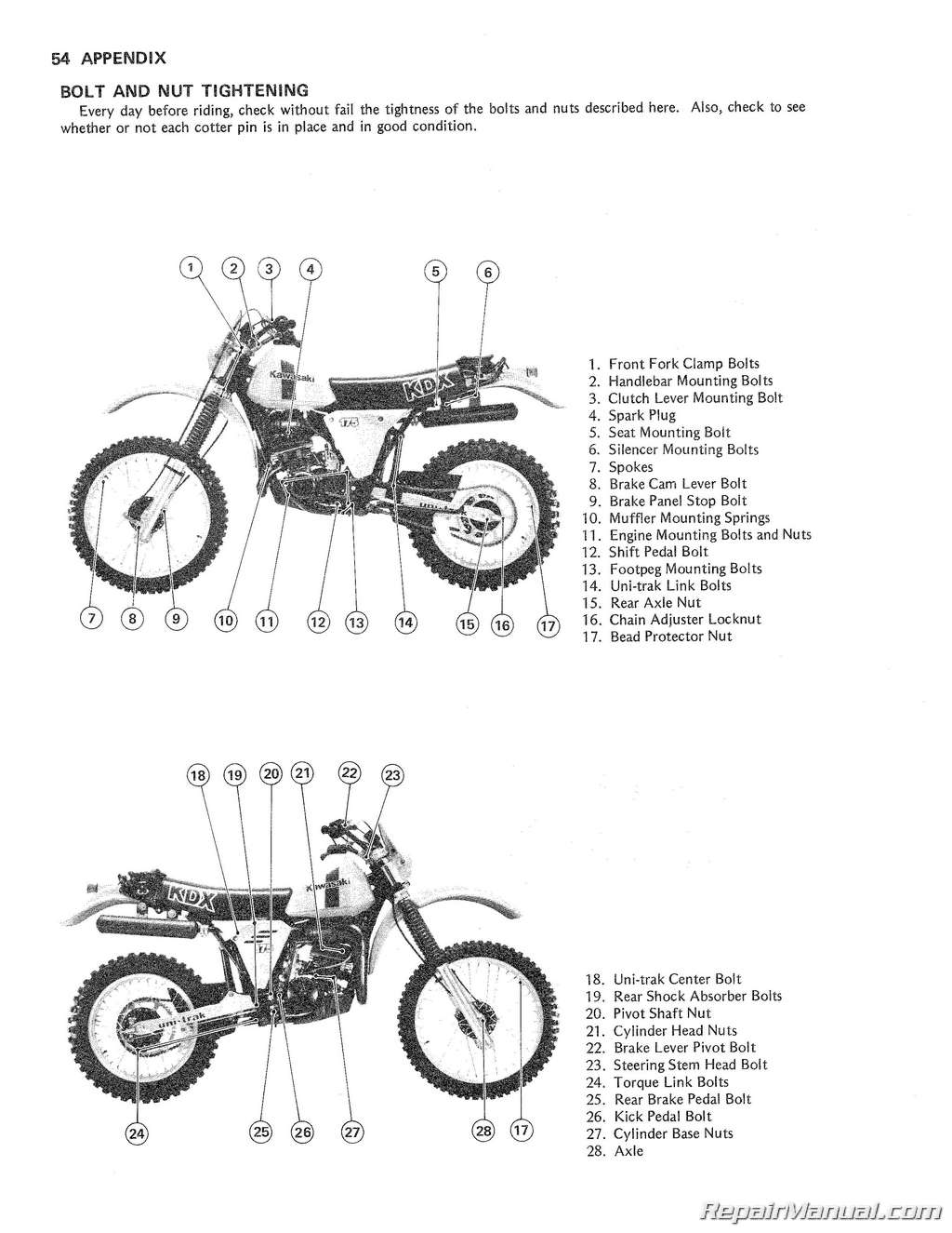Kawasaki 175 Wiring Diagram | Wiring Liry on