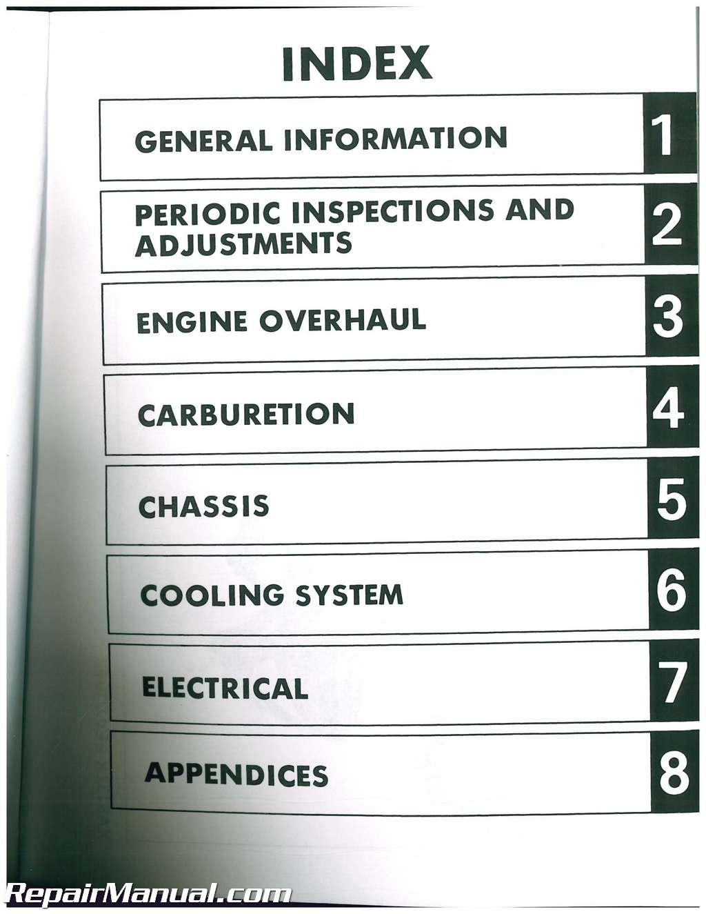 1983 1985 yamaha xvz1200 venture royale motorcycle service manual rh repairmanual com yamaha rs venture manual yamaha venture royale 1300 manual