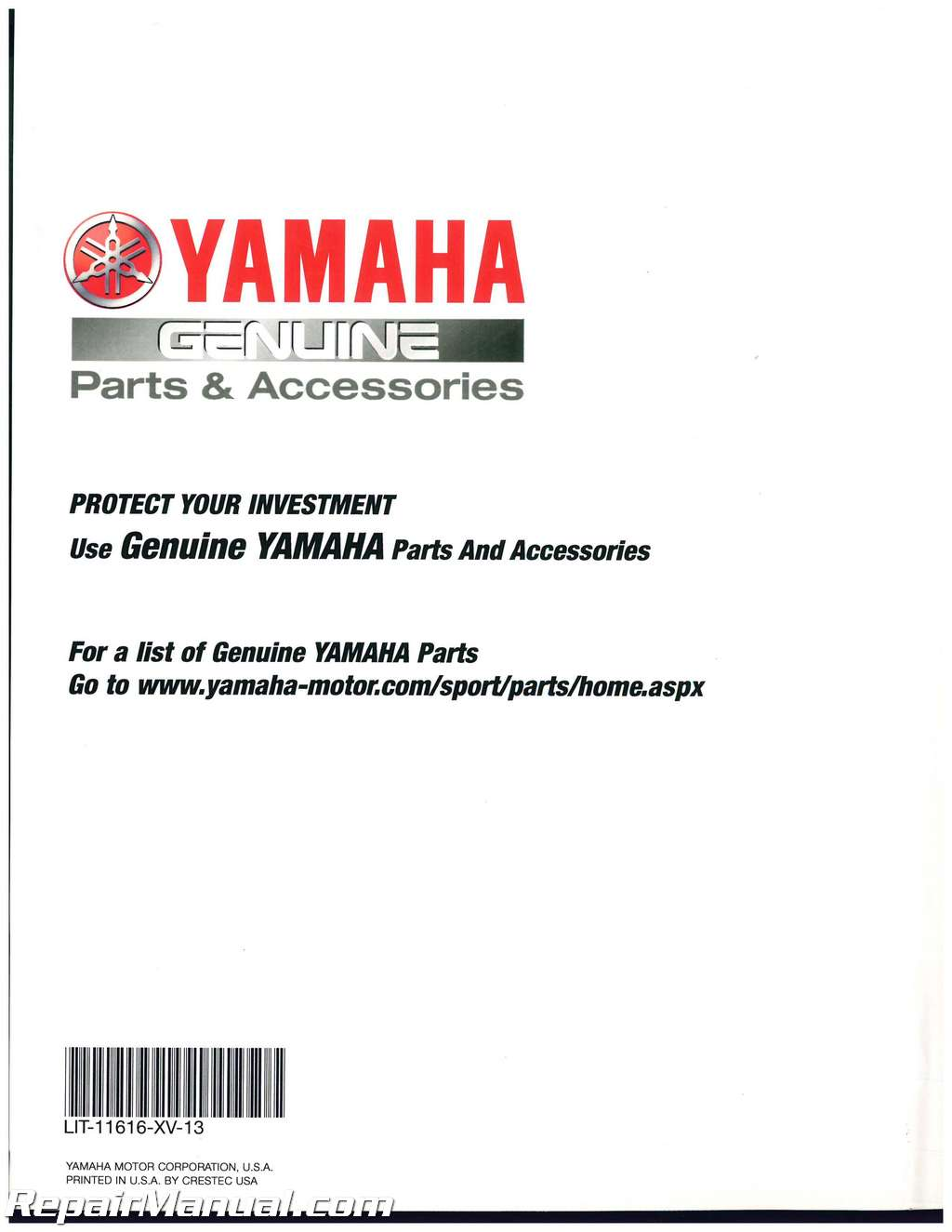 ... Array - 1983 1985 yamaha xvz1200 venture royale motorcycle service  manual rh repairmanual ...