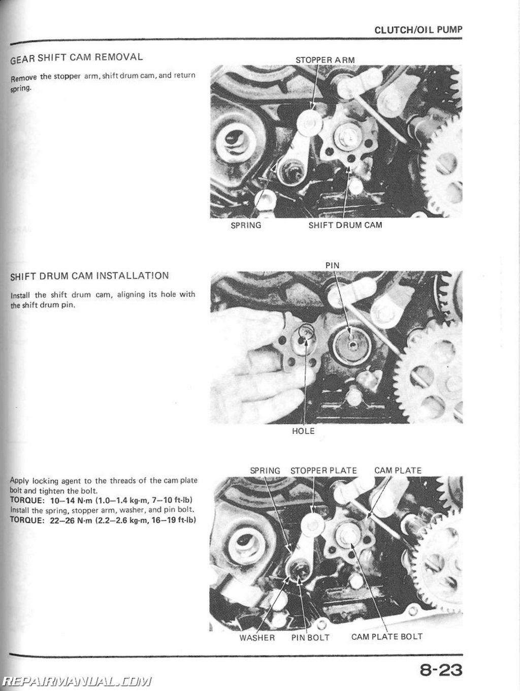 Honda Xl600r Wiring Diagram Trusted Xl125 1983 1987 Dual Sport Motorcycle Service Manual