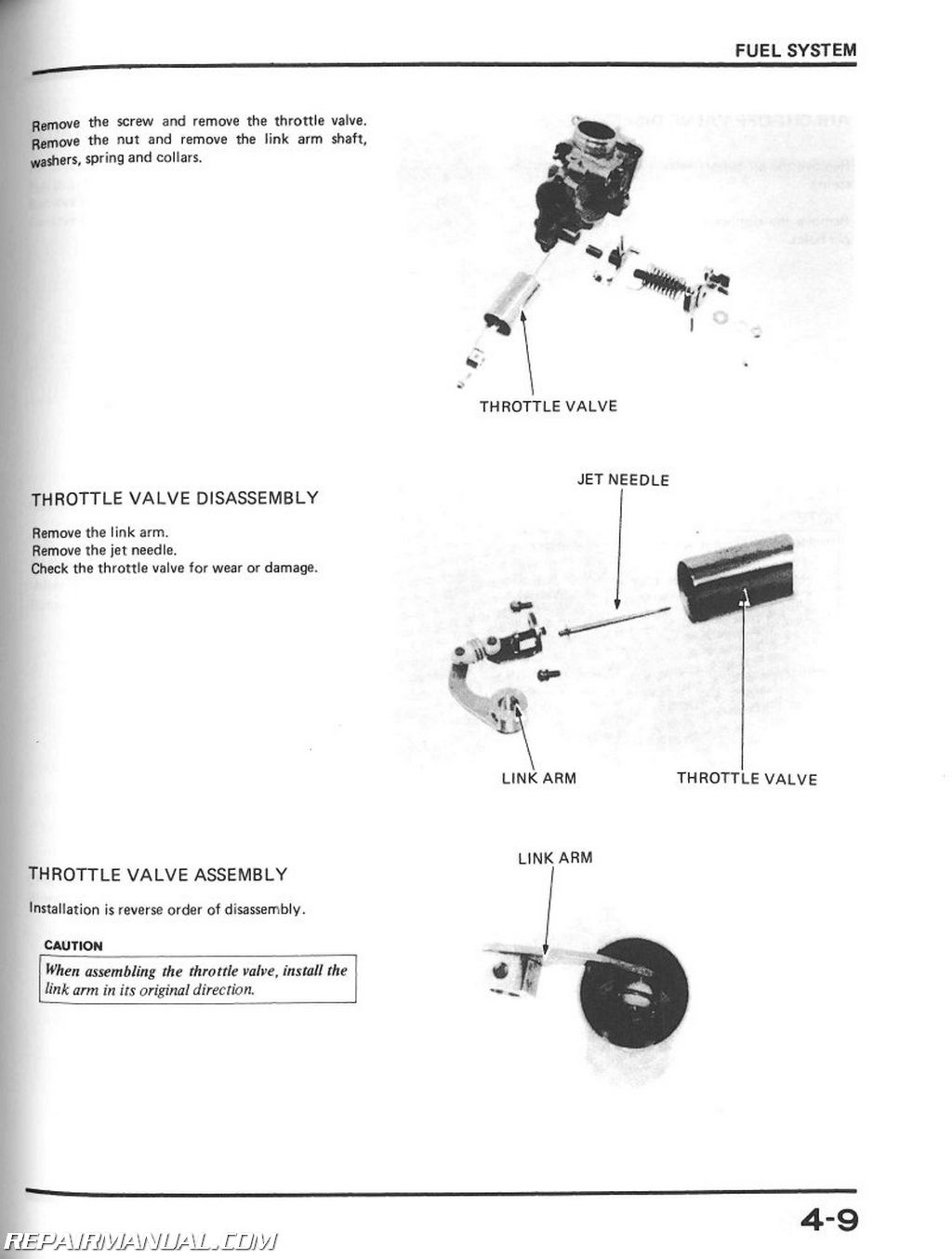 1983-1987 honda xl600r service manual