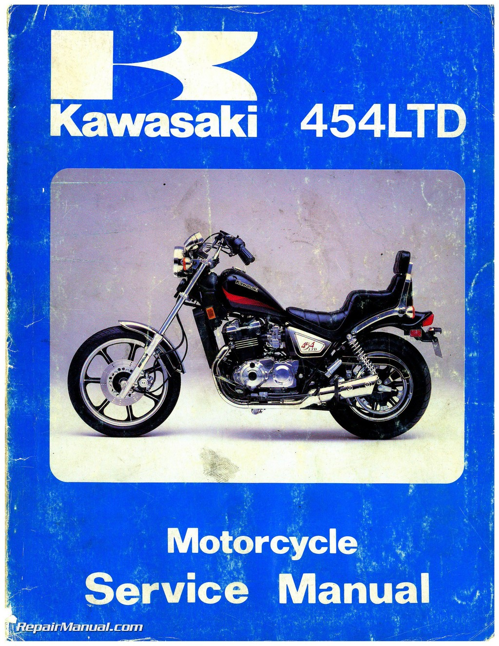 Kawasaki R Manual