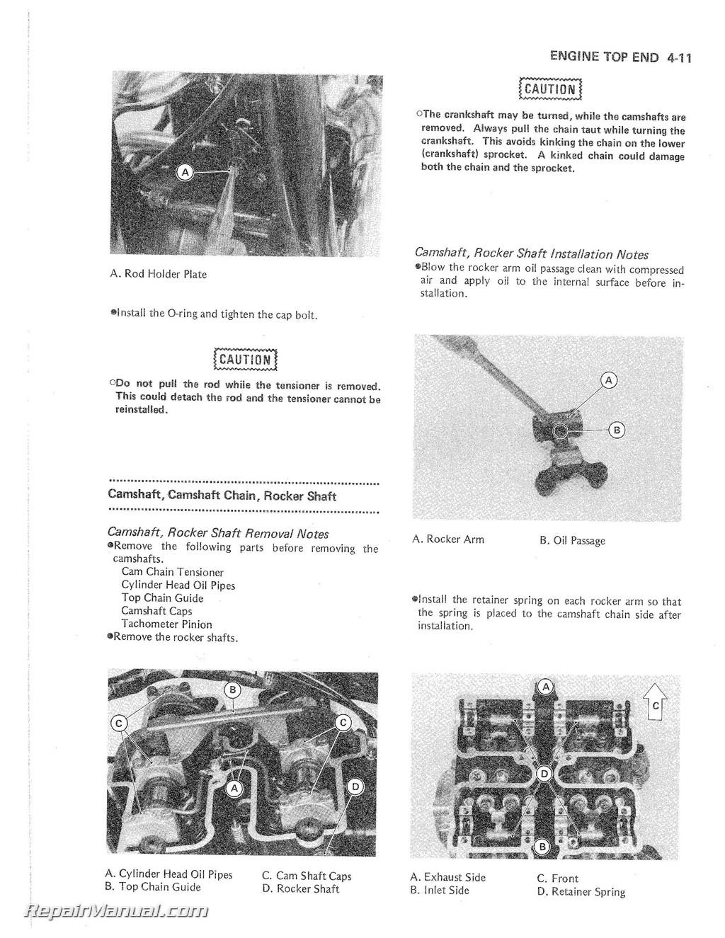 1984 kawasaki en450a1 454 ltd motorcycle service manual rh repairmanual com 454 LTD Windshields 1985 kawasaki 454 ltd service manual