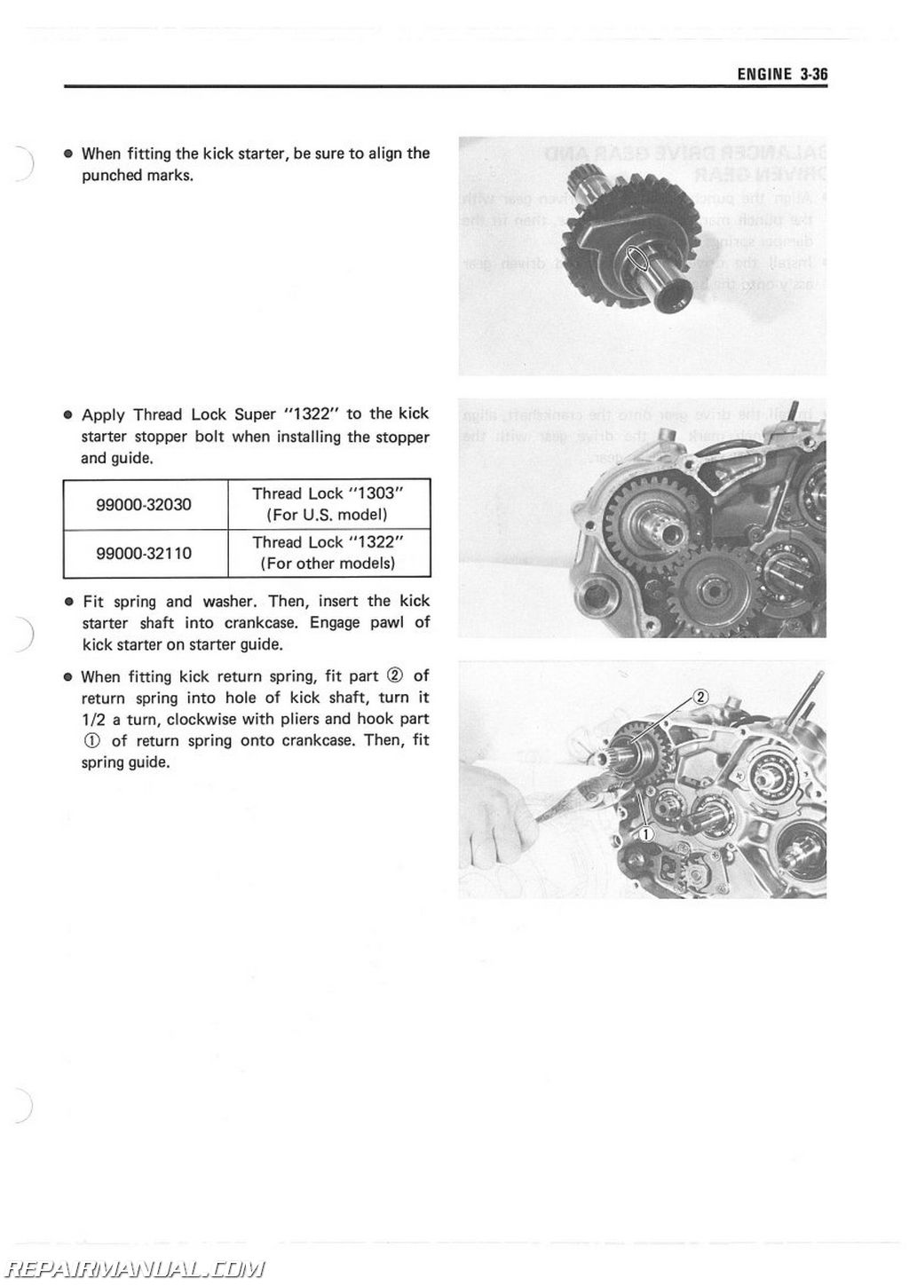 Lt250r Engine Diagram Wiring Library 85 Suzuki Lt 250 Schematics 1985 1986 Atv Service Manual