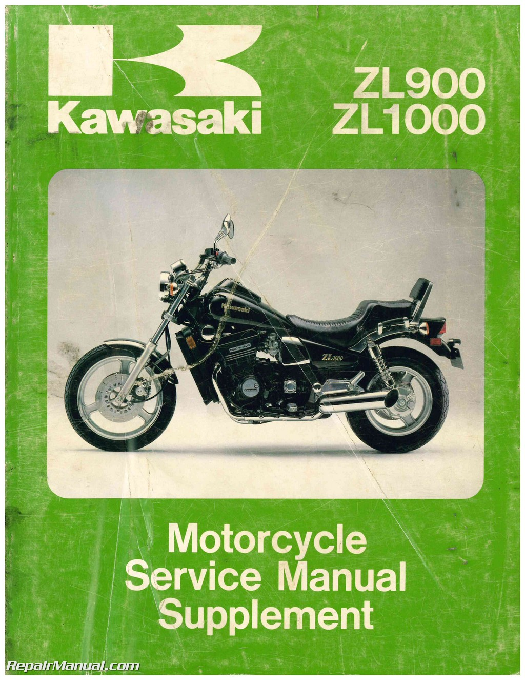 Zl1000 Wiring Diagram Schemes 1987 Kawasaki 300 Engine 1985 1988 Zl900 Eliminator Motorcycle Service Manual Rh Repairmanual Com Specs Vs Vmax
