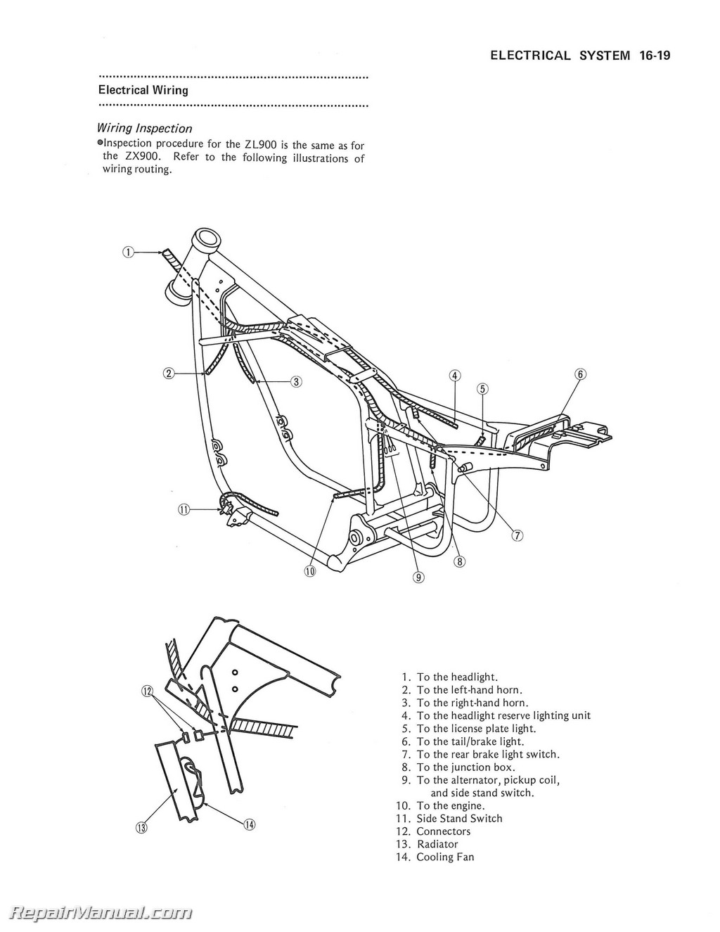 yamaha grizzly 450 wiring diagram within yamaha wiring and