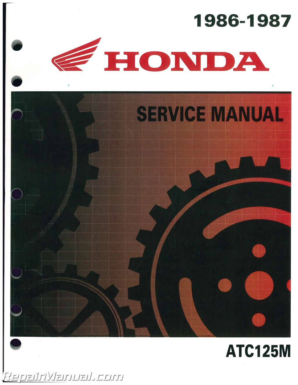 Honda Xr250 Wiring Diagram besides Wiring Diagram Honda Cbr1100xx additionally Wiring Diagram Honda Cbr1100xx moreover 1986 1987 Honda Atc125m Service Manual moreover 231964862884. on honda atc125m wiring diagram