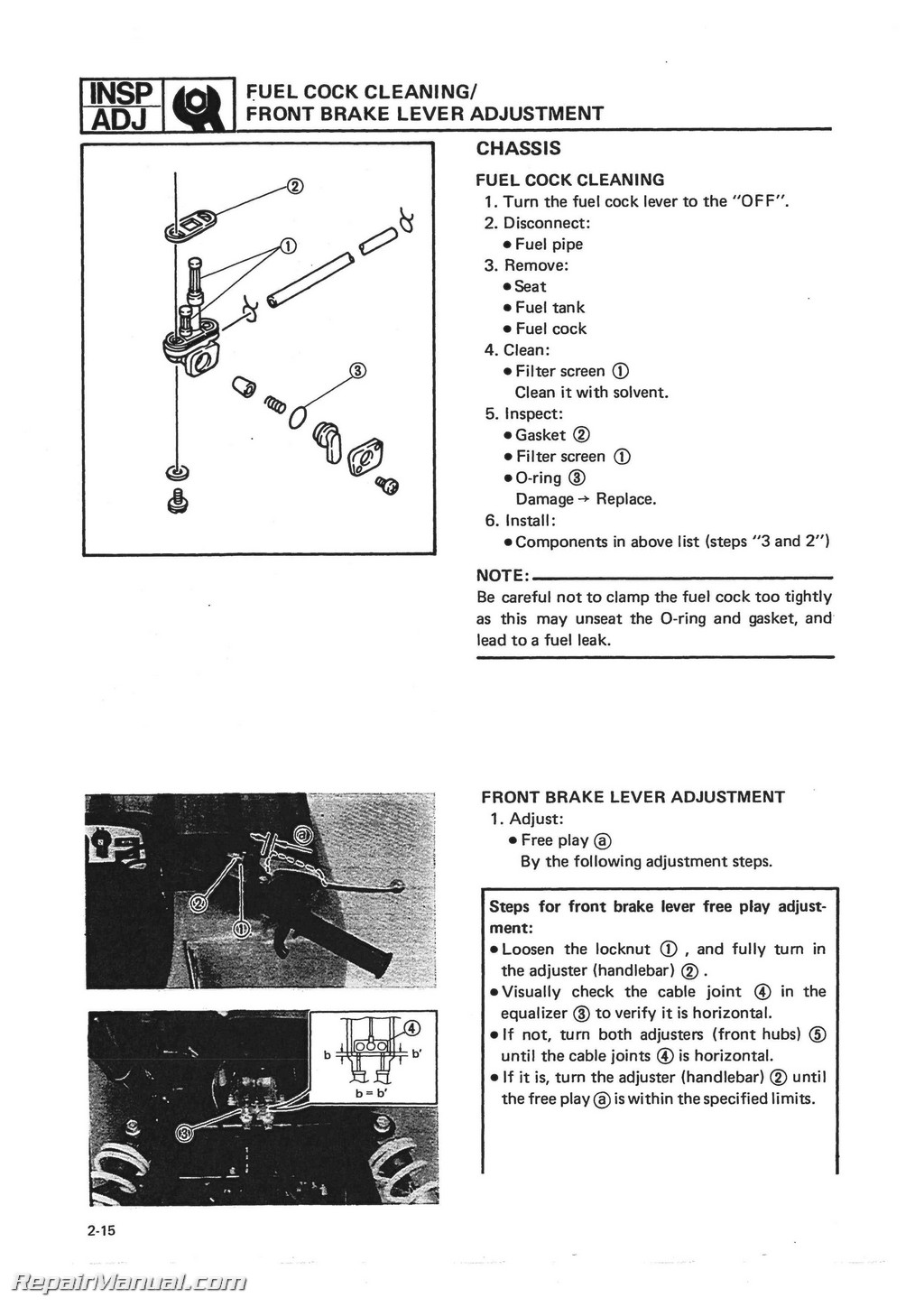 1986-1988-Yamaha-YFM225-Moto-4-Service-Manual_Page_2 Yfm Wiring Diagram on sincgars radio configurations diagrams, engine diagrams, friendship bracelet diagrams, lighting diagrams, internet of things diagrams, hvac diagrams, electrical diagrams, gmc fuse box diagrams, smart car diagrams, motor diagrams, troubleshooting diagrams, switch diagrams, honda motorcycle repair diagrams, battery diagrams, electronic circuit diagrams, pinout diagrams, series and parallel circuits diagrams, led circuit diagrams, transformer diagrams,
