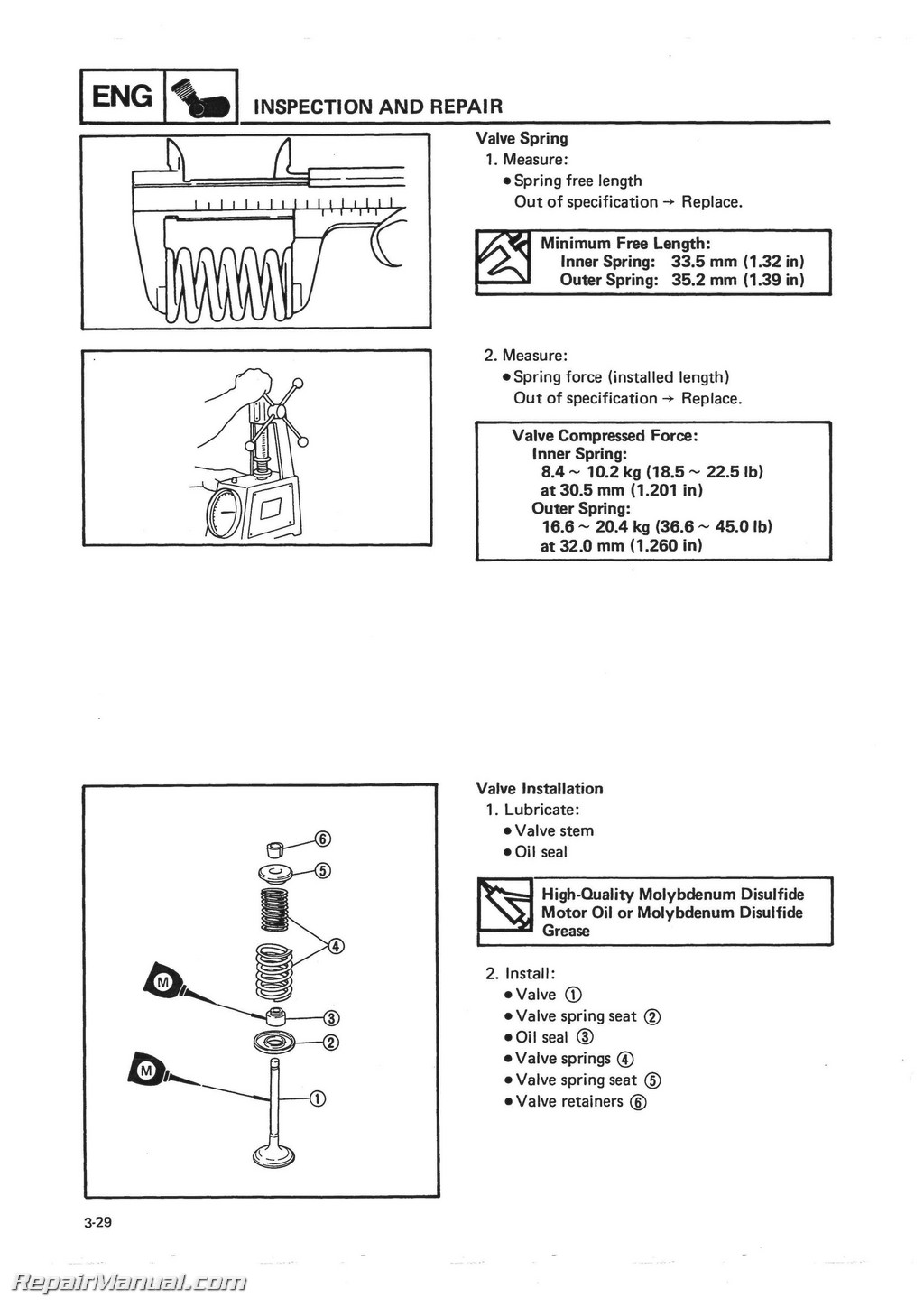 1986 yamaha golf cart wiring diagram    1986    1988    yamaha    yfm225 moto 4 atv printed service manual     1986    1988    yamaha    yfm225 moto 4 atv printed service manual