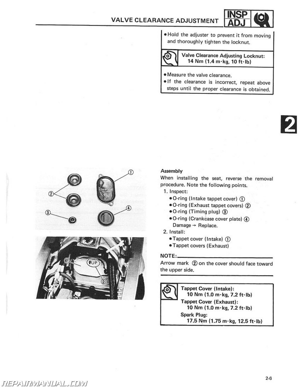 1986 yamaha srx600s sc service manual. Black Bedroom Furniture Sets. Home Design Ideas
