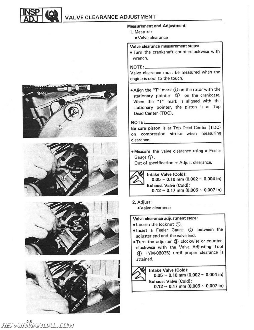 yamaha vstar 1100 xvs1100l lc full service repair manual 2000 2004