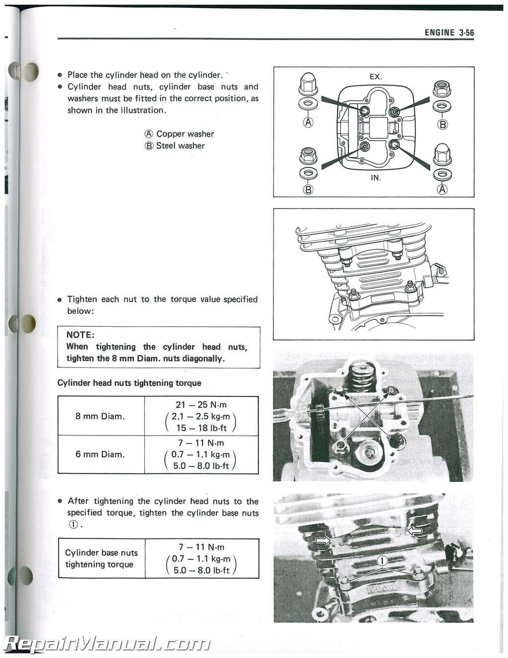 1987 1988 suzuki dr200 sp200 motorcycle service manual clymer motorcycle manuals uk clymer motorcycle manuals pdf