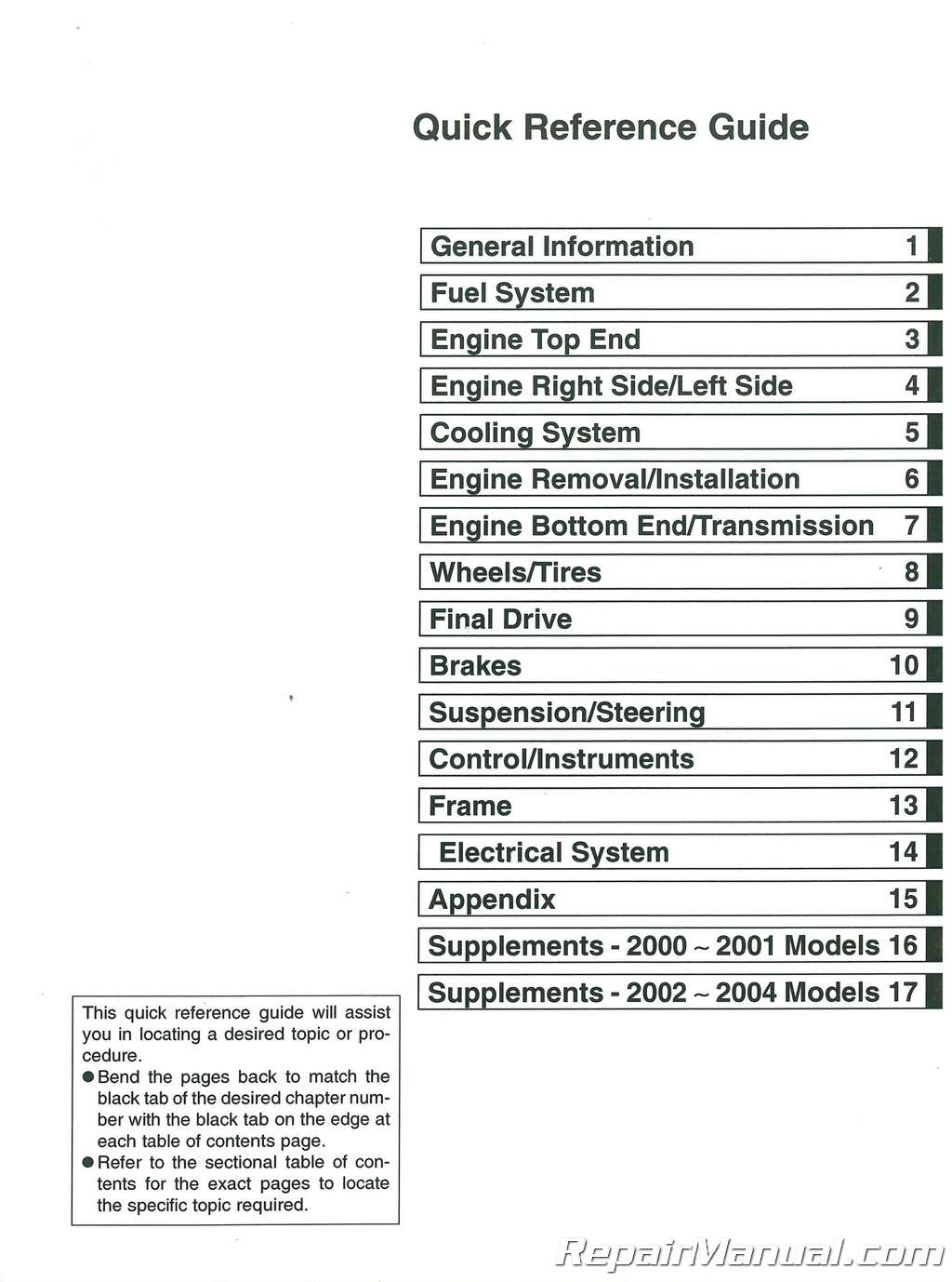 ... 1987-2004-Kawasaki-KLR650-Service-Manual-Supplement_003.jpg ...