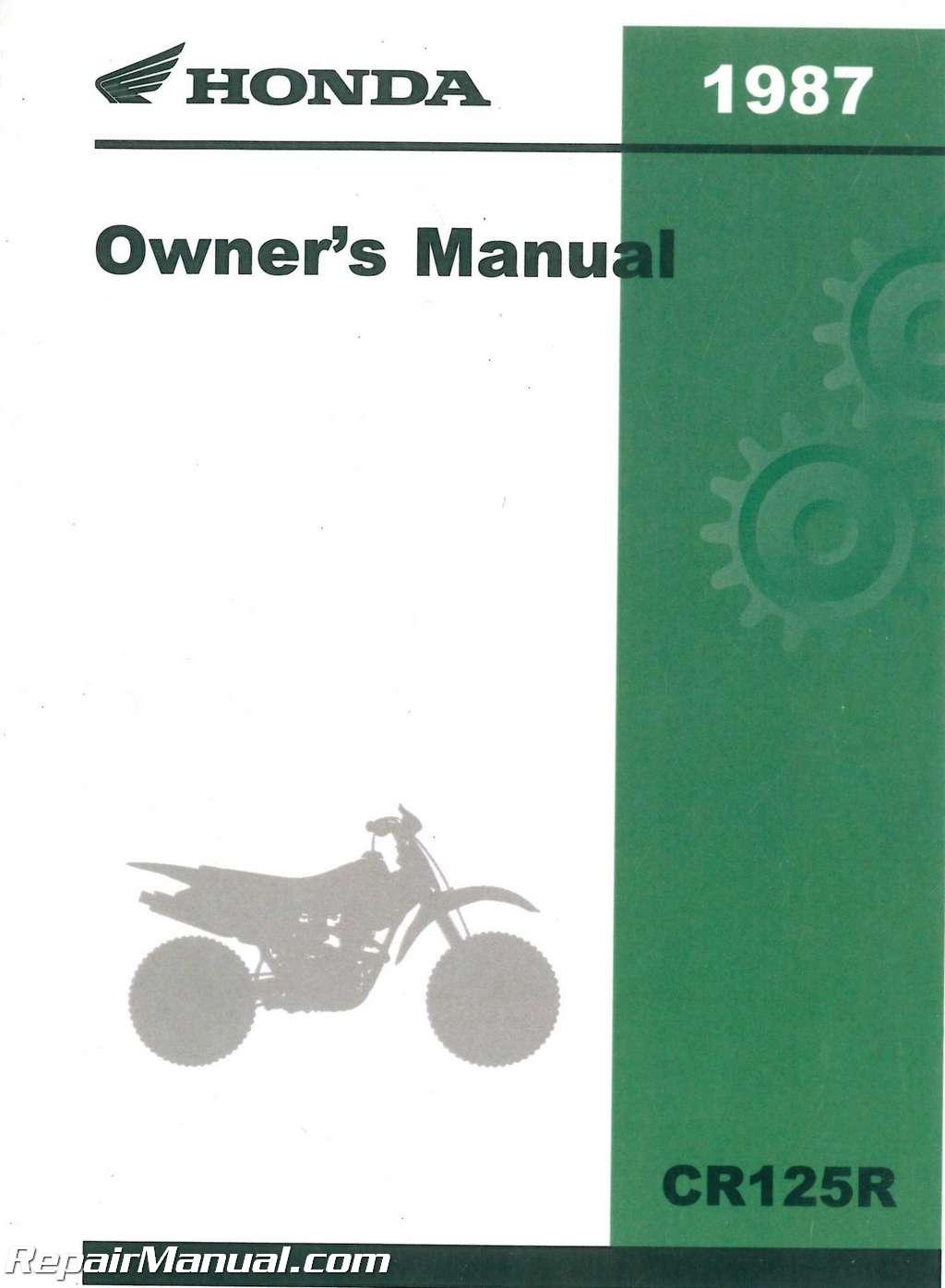 1987-Honda-CR125R-Motorcycle-Owners-Manual_001.jpg ...