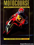 1988-1989 Motocourse The Worlds Leading Grand Prix And Superbike Annual
